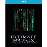 Blu-ray The Ultimate Matrix Collection / 4 Films / 6 Discos