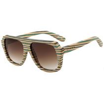 Evoke Wood Series 01 Madeira - Óculos De Sol Maple Colors