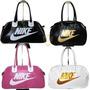 Linda Bolsa Feminina Nike Adidas Lançamento Preta Oferta