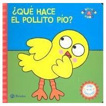 ¿qué Hace El Pollito Pío?; Varios Autores Envío Gratis
