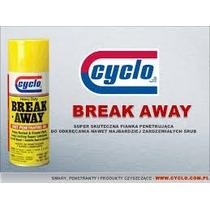 Break Away - Cyclo Aceite De Penetración Y Super Lubricante