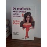 De Mujeres Varones Y Otros Percances Cristina Wargon Galerna