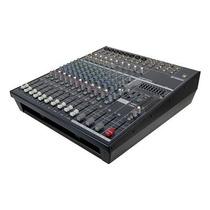 Mesa De Som Yamaha Emx 5014c Amplificada 500w Efeitos 14can