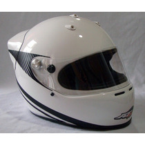 Casco Automovilismo Modelo Gp5 At Racing