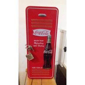 Coca Cola Caja Lamina