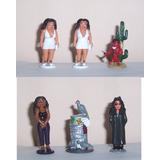 Lote De 6 Figuras Homies