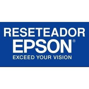Reset Epson K301 K101 Nx230 T30 T33 T50 Error Almohadillas