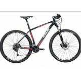 Bicicleta Caloi Elite2017-avista10%+grupo Xt De Brinde