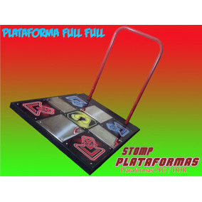 Plataforma Pump It Up Stomp Plataforma Modelo Full Full