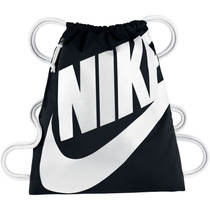Bolsa Gymbag Nike Heritage Ba5351-011 | Cor: Preto