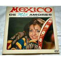 Lp México De Mis Amores Canta Panchito Delgado (1991)