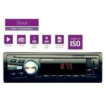 Radio One - Radio Fm Entrada Aux E Usb P/ Hyundai Santa Fe