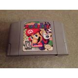 Mario Party Para Nintendo 64