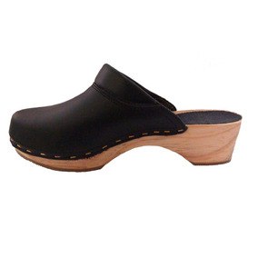 Zapatos Suecos Ortopedicos De Piel Y Madera 7 Y 8 Mexicano
