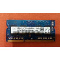 Memoria Ram Ddr3l-1600mhz 2gb Lenovo 100% Original Con Gtia.
