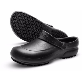Sapato Crocks Enfermagem Soft Works - Crocs Com Ca