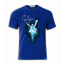 Playeras O Camisetas Michael Jackson Collection 100% Nuevas