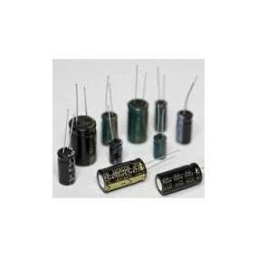 Capacitores Electroliticos Dc 85° 105° Todos Los Modelos!!!!