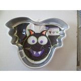Molde Para Torta, Mini Cakes Y Galletas Halloween Wilton