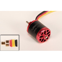Motor Turnigy 2836 Brushless 3200kv 650w 3s~5s