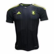 Jersey Brondby Dinamarca Visitante 2011-2012 Marca Adidas