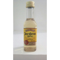 Miniatura Tequila Jose Cuervo Ouro 50 Ml Original
