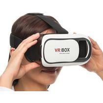 Vr Box 2.0 Google Cardboard Vr Virtual Reality 3d Glasses Wi