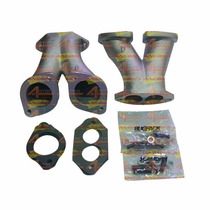 Coletor Para Weber 40/44/48 Idf P/ Cabeçote Bugpack Fusca