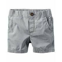 Carters Short Verano Nene Toddler Hermoso Pantalón Corto 3t