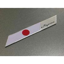 Emblema Japão Japan Honda Suzuki Nissan Subaru Mitsubishi