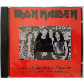 Cd Iron Maiden - Maiden Music Machine 79