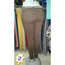 Pantalones Jeans Dama Colores Importados Americanos 7/8-9/10