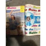 Revistas De Futbol Balon Empastado
