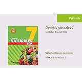 Ciencias Naturales 7 En Movimiento - Caba - Santillana