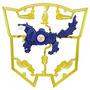 Juguete Transformers Robots In Disguise Figura Mini-con Saw