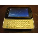 Celular Sony Ericsson Txtpro Ck15a Y Cargador Movistar