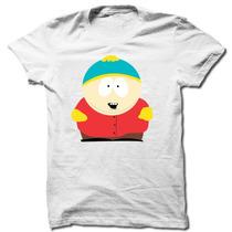 Camiseta South Park Eric Cartman Desenho Camisa Masculina