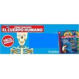 Cuerpo Humano-nacion-coleccion 2017 Del 2 Al 34