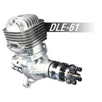 Motor Dle Engines Dle-61cc Gasolina Ignition Dleg0061 Aero