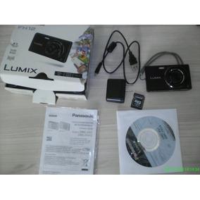 Câmera Digital Panasonic Lumix Dmc-fh12, Fotografia Conpacta