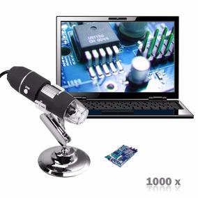 Microscópio Digital Usb 1000x Zoom Camera 2.0 Android Ios