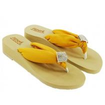 4dc20. Calzado Sandalia Para Dama Con Pedreria Varios Colore