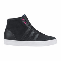 Tenis Casual Tipo Bota Adidas Cloudfoam Daily Af5710