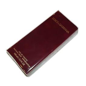 Perfume Dolce & Gabbana Dama 3,3 Oz / 100 Ml 100% Original