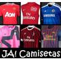 Camisetas De Fútbol. Clubes Y Selecciones. Importadas