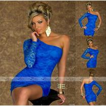 Vestido Feminino Renda Festa (n É Importado) Roupas Online