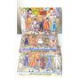 Coleção 15 Bonecos Dragon Ball Z Personagens Articulados
