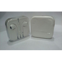 Earpods Audifonos 100% Originales Apple Iphone