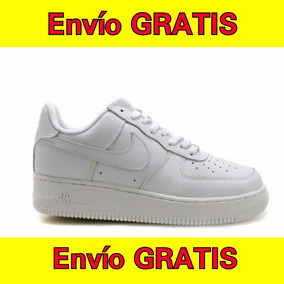 Zapatos Nike Air Force One Corte Bajo Caballero Dama