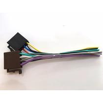 Chicote Conector Iso Fêmea Universal 16 Vias Multilaser